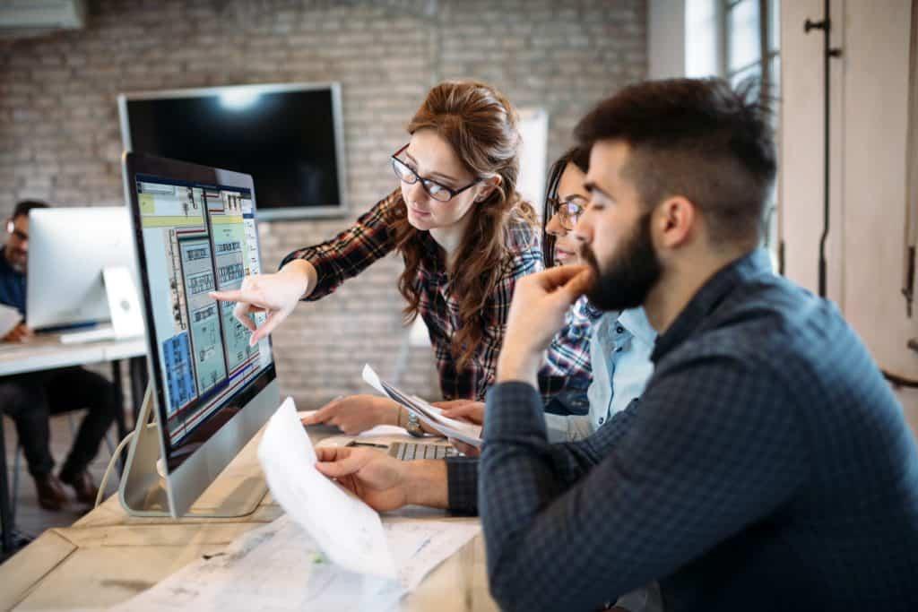 Inhouse Software Schulung im Planungsteam