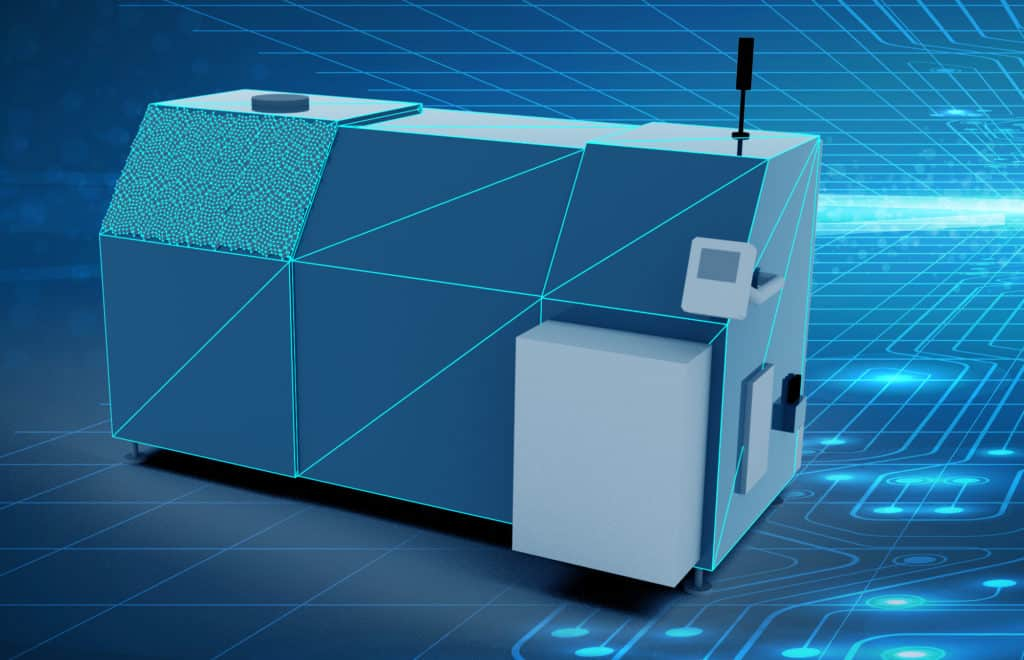 Laser Scanning Technologie Reverse Engineering Methoden visTABLE
