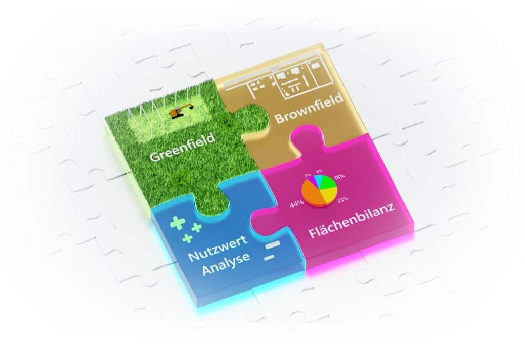 Illustration Planungsmethoden für Smart Factory