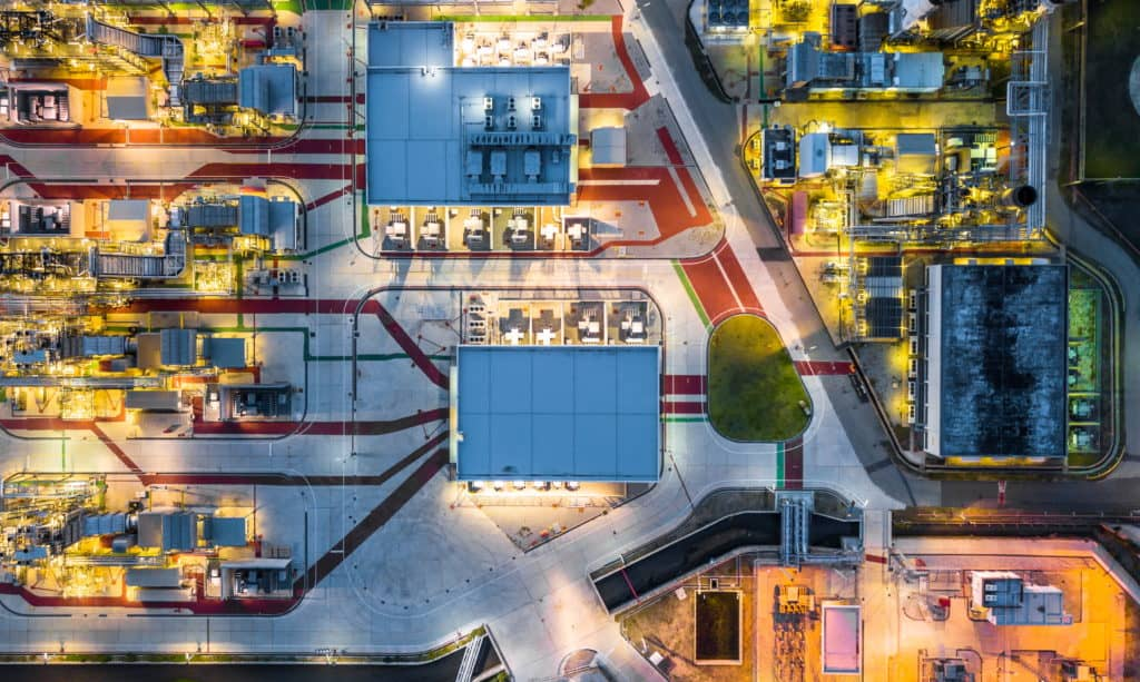 Standortplanung Fabrikplanung visTABLE